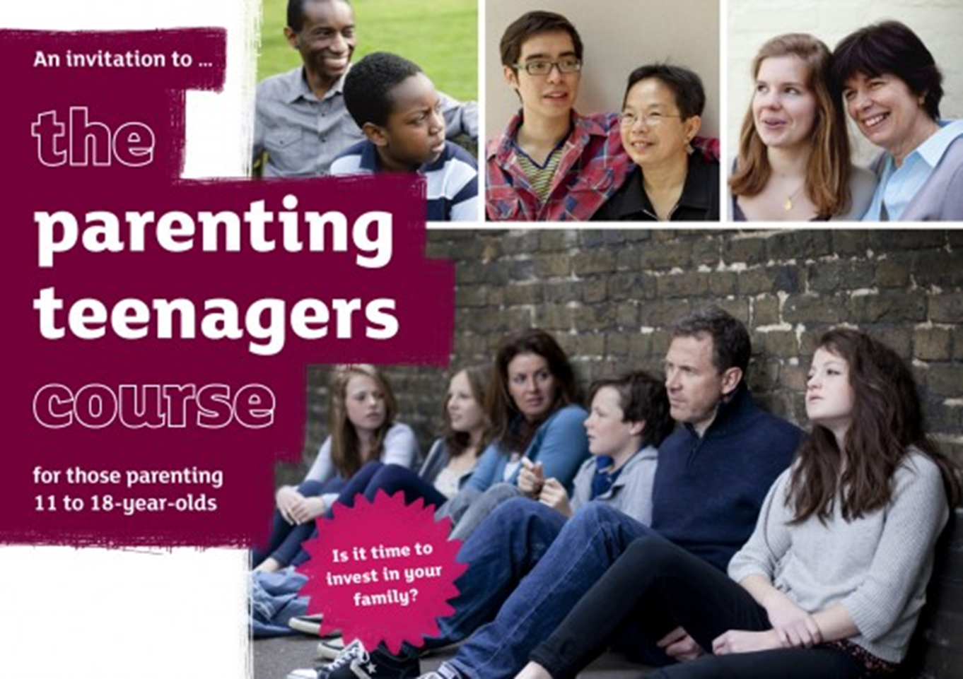 Parenting-Teenagers-Course