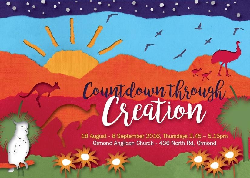 Countdown through Creation